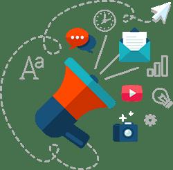 Gestão de Mídias e Redes Sociais - SFORWEB Agência de Marketing Digital