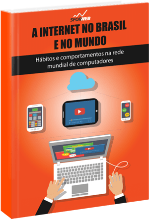 Ebook: O uso da Internet no Brasil e no mundo
